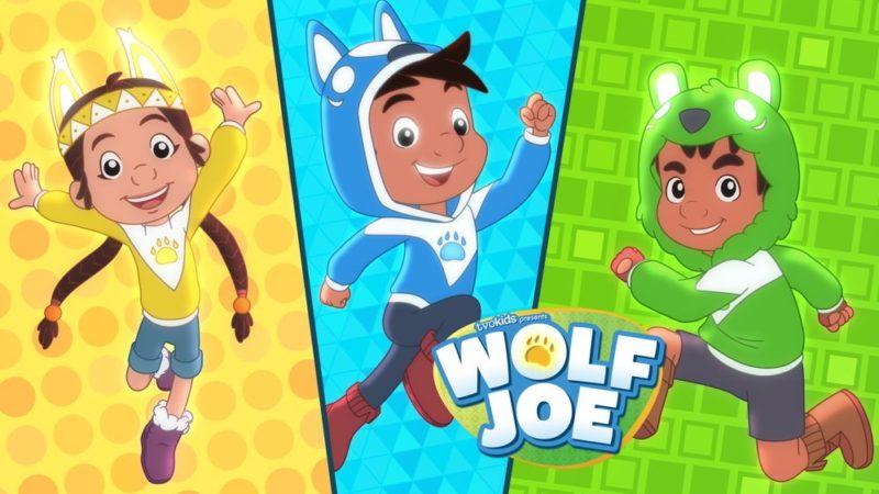 """""""Wolf Joe"""" la serie animata che promuove la cultura dei nativi canadesi"""