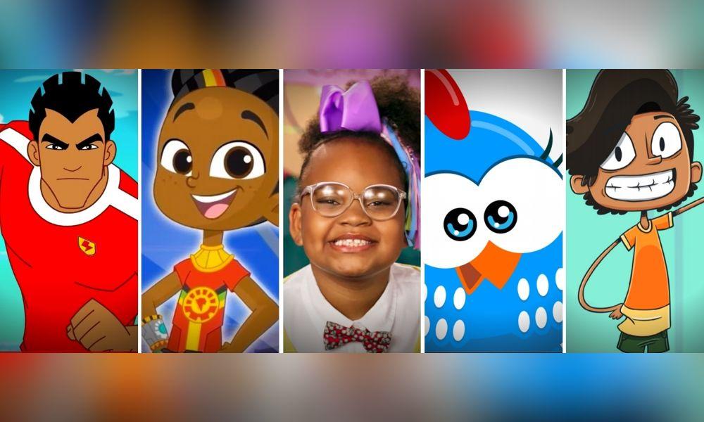 YouTube Originals ha annunciato la serie animata Super Sema