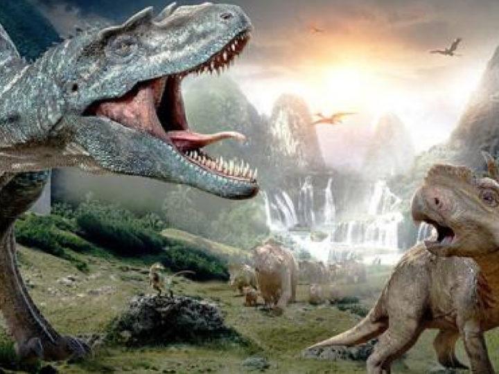 A spasso con i dinosauri – il film di animazione del 2013