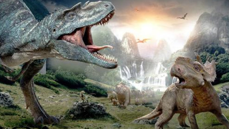 Walking with Dinosaurs - animerad film 2013