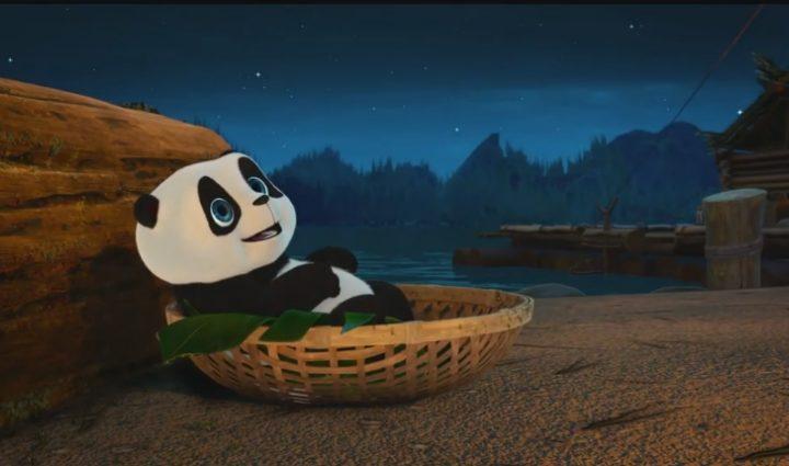 A spasso col panda (The Big Trip) il film di animazione del 2019