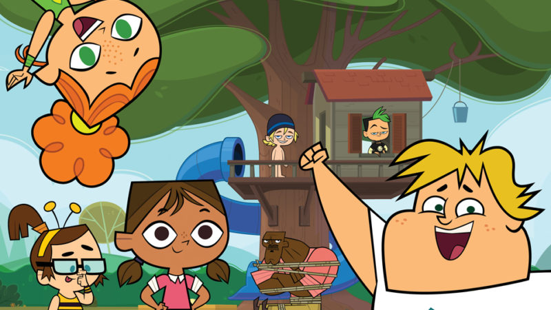 Total Drama Daycare - The Origins (Total Drama Daycare) - den animerade serien 2018