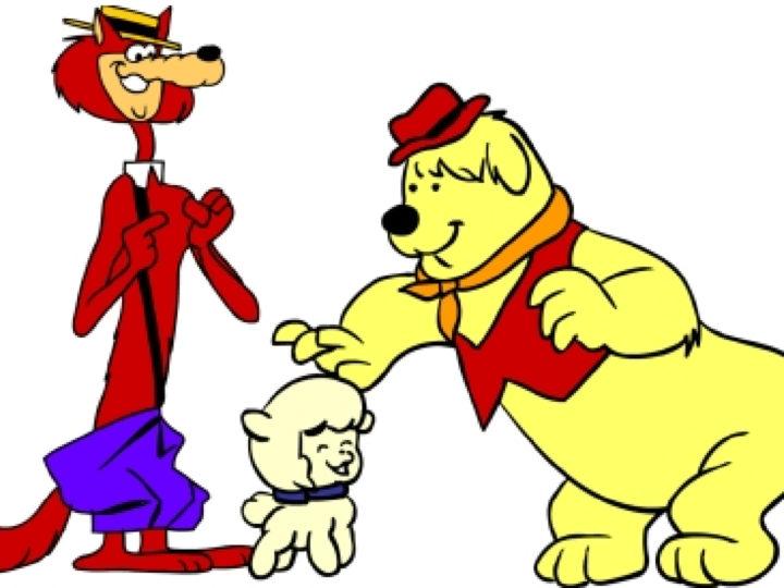 ¡Lobo! ¡Lobo! (Es el lobo) - La caricatura de Hanna y Barbera