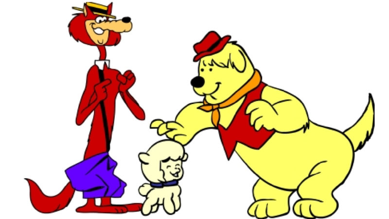 Al lupo! Al lupo! (It's the wolf) – Il cartone animato della Hanna e Barbera