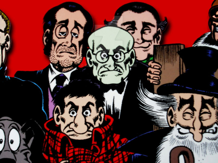 Alan Ford e o Grupo TNT
