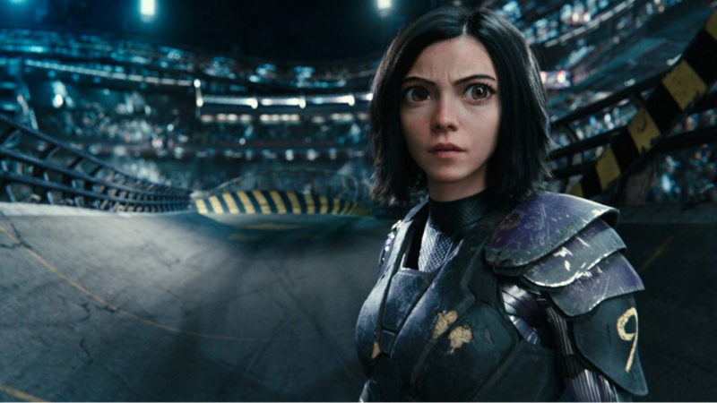 Alita - Battle Angel - The Live Action Movie (2019)