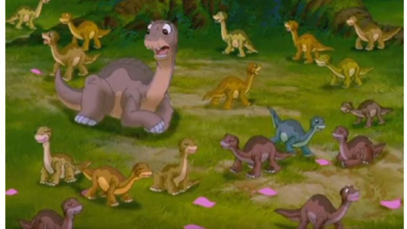 Em busca do Vale Encantado 11 - A invasão dos minisauros
