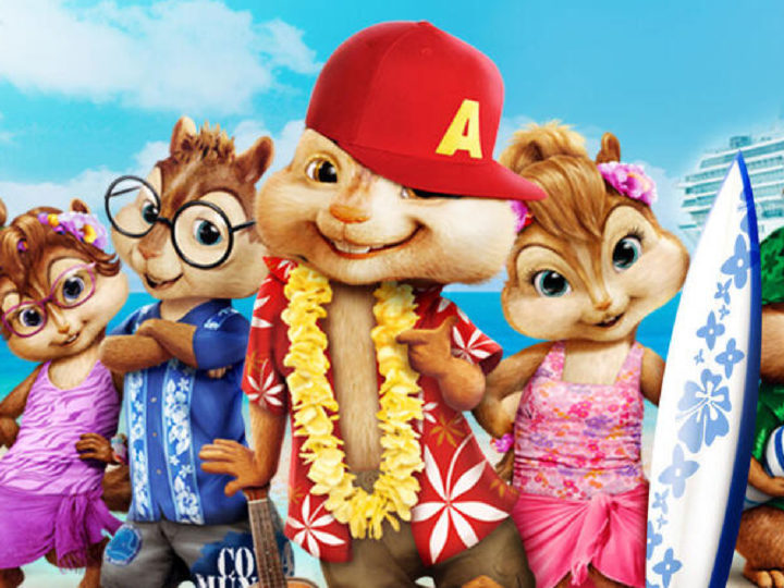 Alvin and the Chipmunks 3-Si salvi chi chi-2011 년 애니메이션 영화