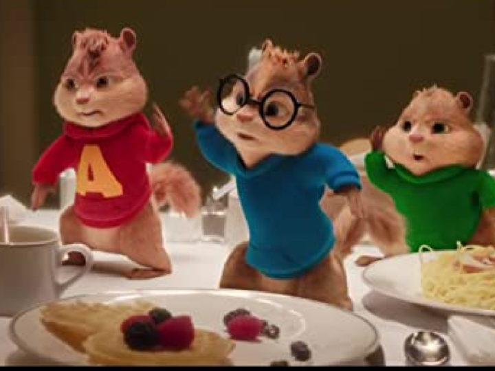 Alvin and the Chipmunks - Nobody Can Stop Us - The 2015 Movie
