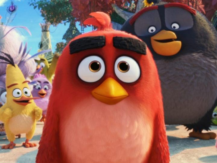 Angry Birds 2 - La película animada de 2019