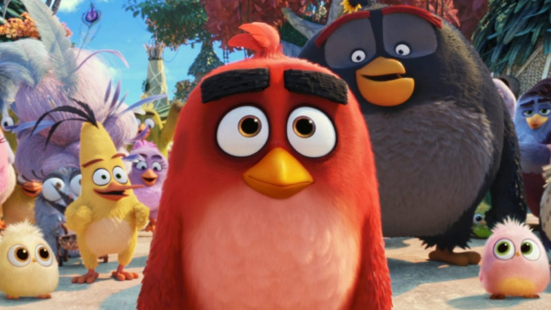 AngryBirds2-2019年のアニメーション映画