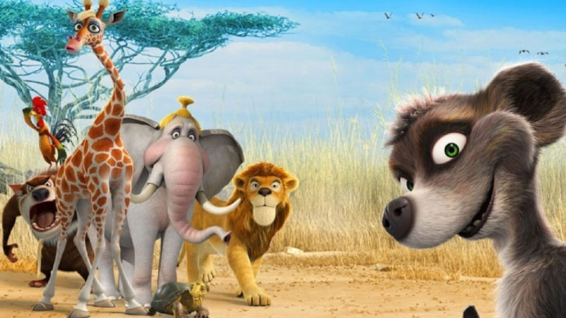 Animals United - La película animada de 2010