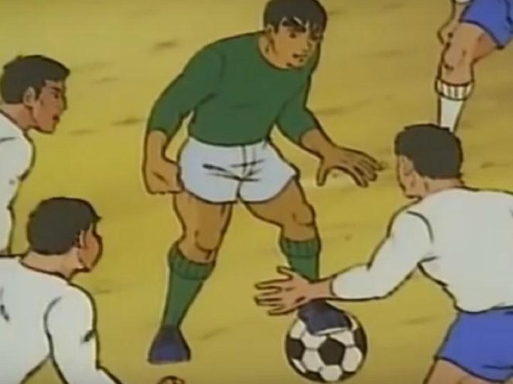 Here come the superboys - La serie animada japonesa sobre fútbol de 1970