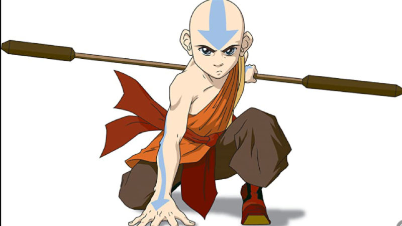 AVATAR - The Legend of Aang - A série animada de 2005