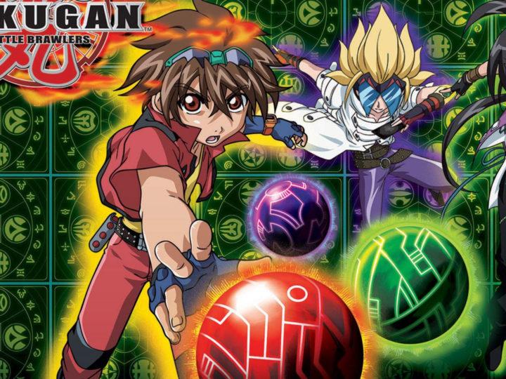 Bakugan – Battle Brawlers – La serie animata giapponese del 2007