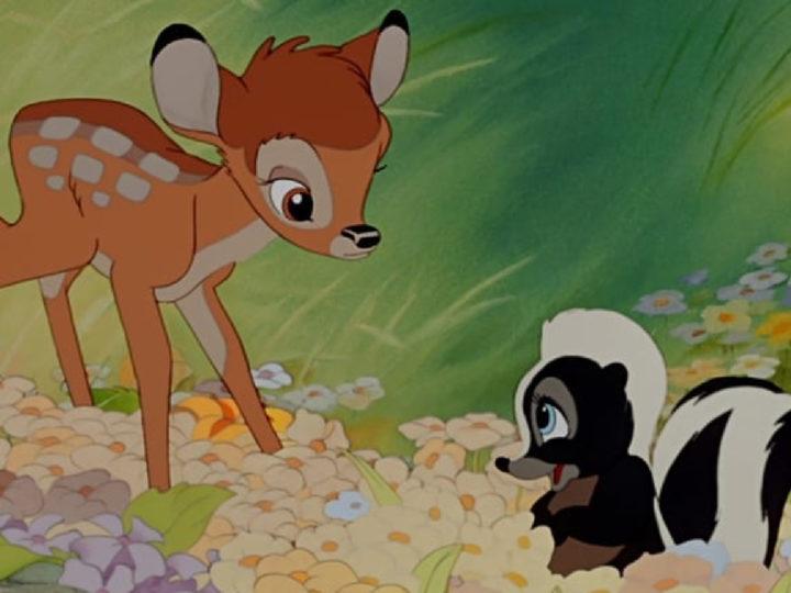 Bambi – il film di animazione Disney del 1942