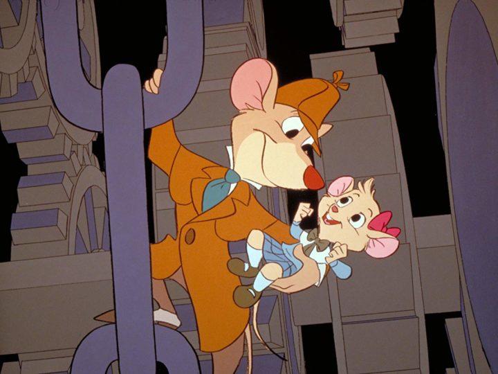 Basil l'investigatopo – Il film di animazione Disney del 1986