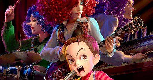 Earwig와 Ghibli Studio Witch는 미국에서 $ 132.768을 얻습니다.