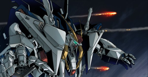 I personaggi e doppiatori di Mobile Suit Gundam: Hathaway's flash