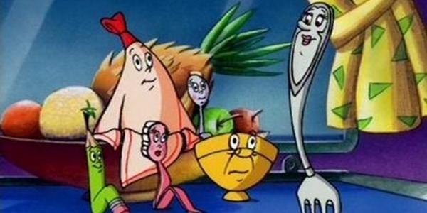 I Babaloos (Les Babalous en vacances) den animerade serien 1995