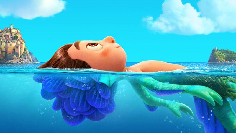 Luca - La película animada de Disney Pixar ambientada en Italia