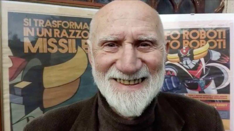 E' morto Luigi Arbertelli il paroliere delle sigle di Goldrake e tanti altri cartoni animati