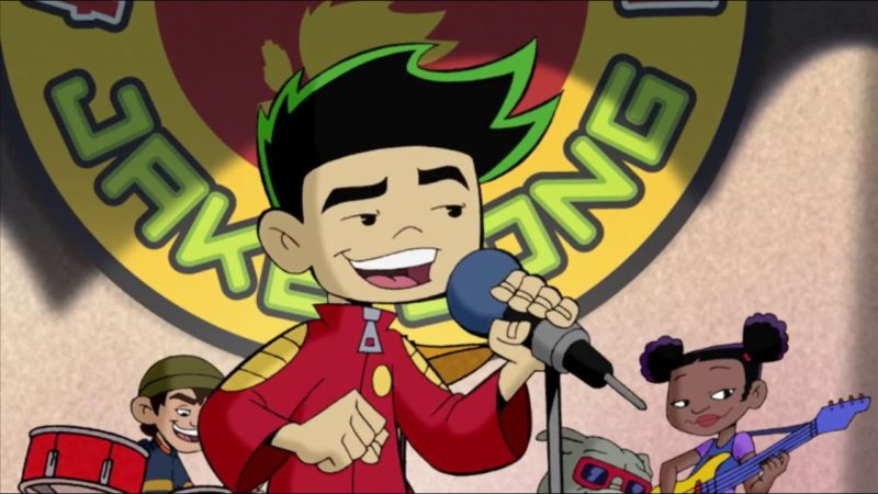 American Dragon: Jake Long - A série animada