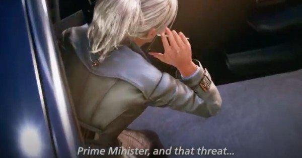 Videospelet Tekken 7 avslöjar en ny kvinnlig karaktär