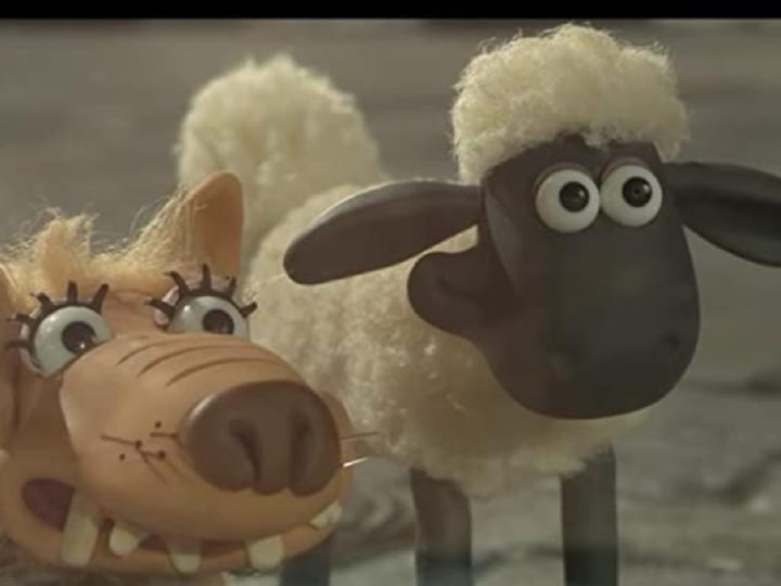 Shaun the Sheep - La serie animada de Aardman Animation