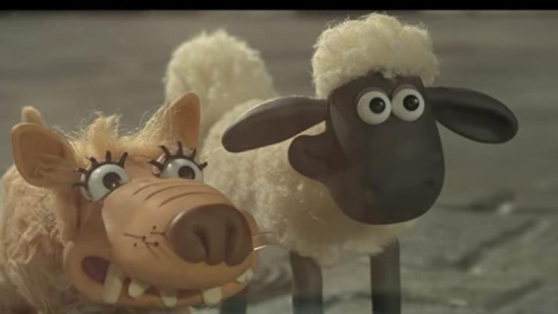 Shaun the Sheep - Den animerade serien från Aardman Animation