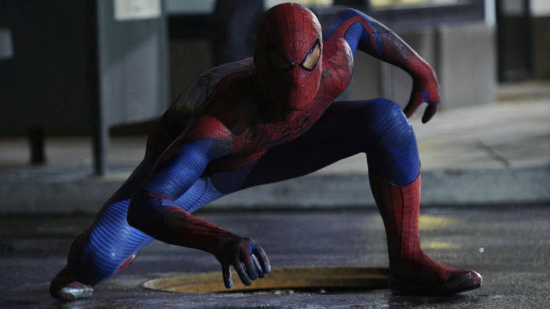The Amazing Spider-Man -Il film del 2012
