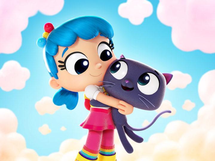 True and the Rainbow Kingdom - Serie animada de Guru Studio