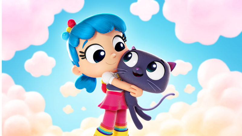 True and the Rainbow Kingdom - série animada do Guru Studio