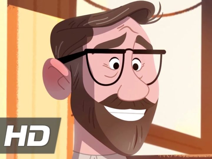 """CGI Animated Short Film: """"The Man Who Lost His Smile"""" by Blame Your Brother 