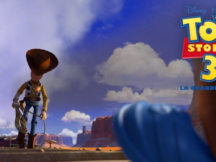 Assalto al treno | Toy Story 3