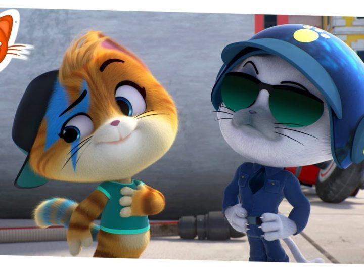 44 Gatti | Serie 2 – Terry e Cop gatti poliziotto [CLIP]