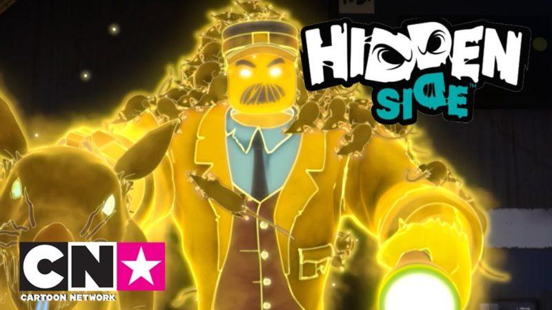 Episodio 14 – Ratti, fatevi sotto! | Hidden Side | Cartoon Network Italia