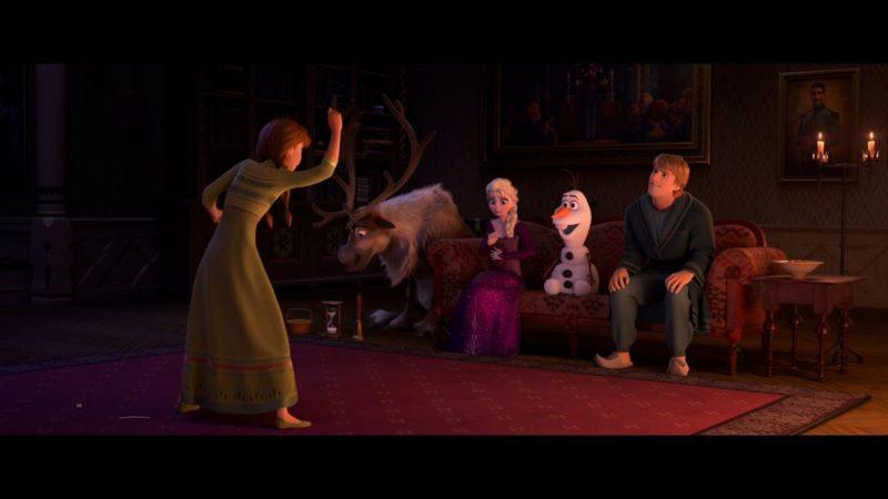 Frozen 2 – Il Segreto di Arendelle | Clip dal Film | La gang gioca in famiglia