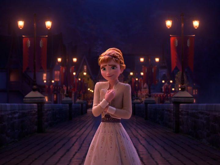 アナと雪の女王2-アレンデルの秘密| 映画からのクリップ| 何かが変わることはありません