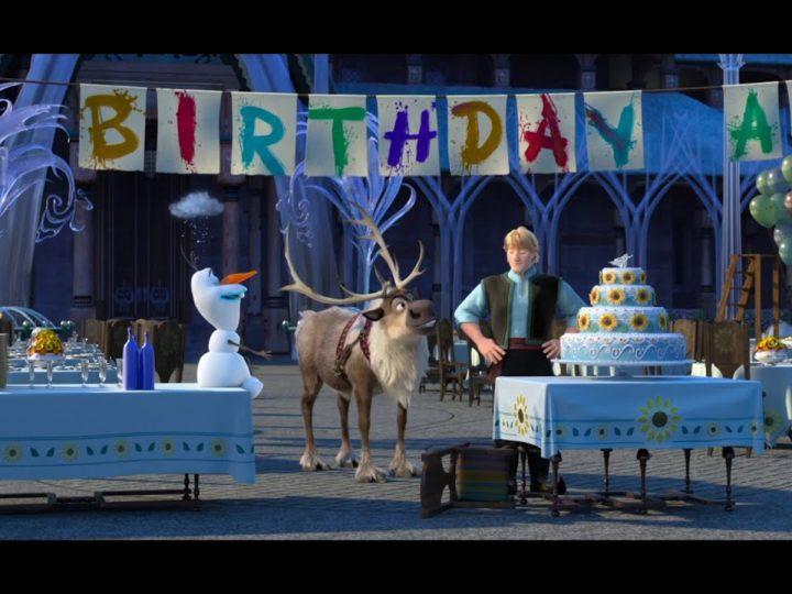 Frozen Fever | Clip dal Film | Elsa, Kristoff e Olaf organizzano il compleanno di Anna