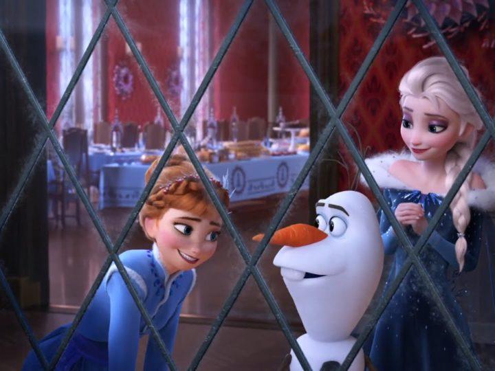 Frozen – Le avventure di Olaf | Clip dal Film | Il primo vero Natale