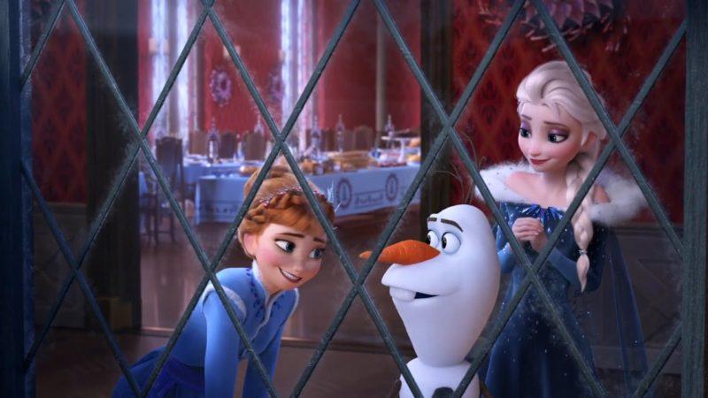 アナと雪の女王-オラフの冒険| 映画からのクリップ| 最初の本当のクリスマス