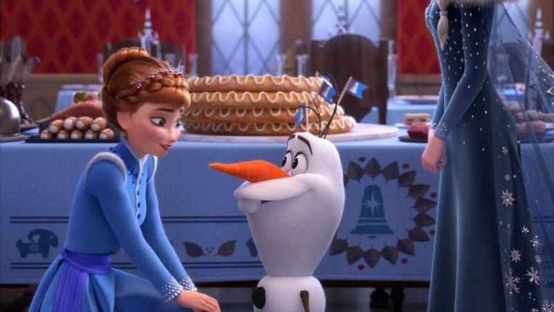 Frozen – Le avventure di Olaf | Clip dal Film | Sorpresa Olaf