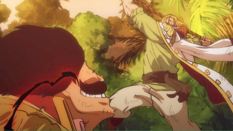 La GRANDE battaglia pirata per 3 giorni e 3 notti di One Piece
