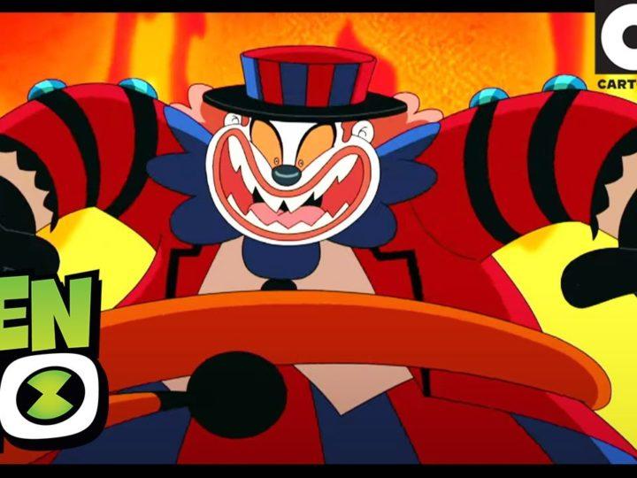 I guastafeste   Ben 10 Italiano   Cartoon Network