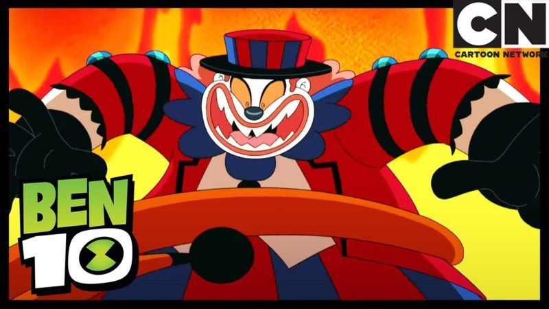 I guastafeste | Ben 10 Italiano | Cartoon Network