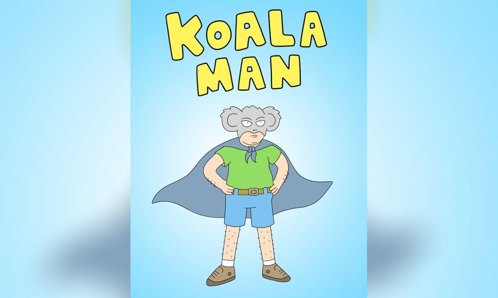 """""""Koala Man"""" la serie animata di Michael Cusack su Hulu"""