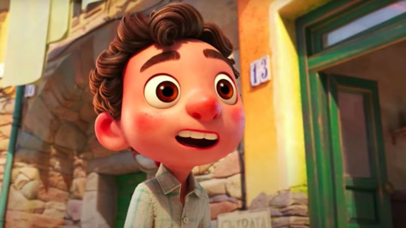 """""""Luca"""" strömmas på Disney + fredagen den 18 juni"""