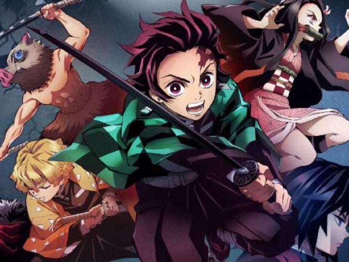 Demon Slayer - Anime- ja manga-sarjan tarina ja hahmot