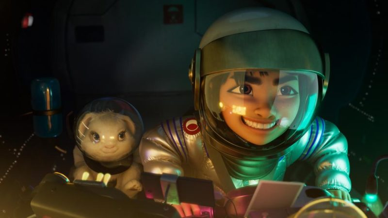 Over the Moon – Il film di animazione del 2020